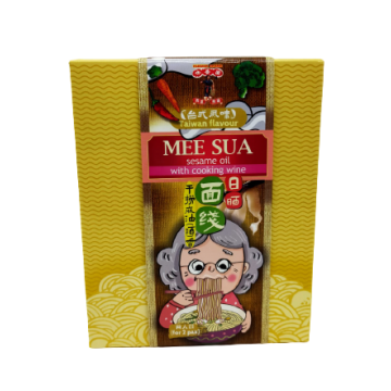 Farmer Brand Mee Sua - Sesame Oil with Cooking Wine (286G)