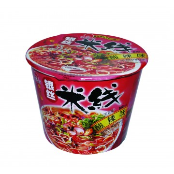 He Zhong Rice Noodles - Hot & Sour Soup Rice Noodle (115g)