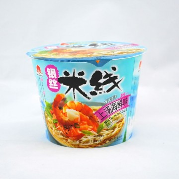 He Zhong Rice Noodles -  Seafood Deli (105g)