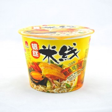 He Zhong Rice Noodles - Abalone Chicken (105g)