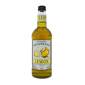 Syrup Lemon