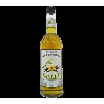 Syrup Vanilla