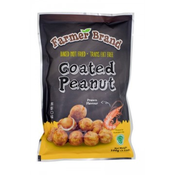 Farmer Brand Coated Peanuts - Prawn (100G)