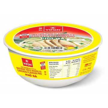 Instant Rice Noodles (Chicken Pho)