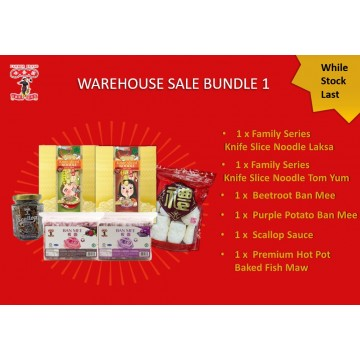 CNY Warehouse Sale Bundle 1