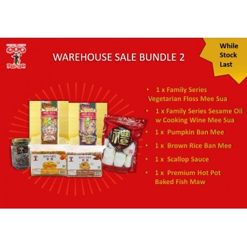 CNY Warehouse Sale Bundle 2