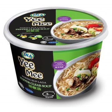 Ina Instant Yee Mee - Pepper Clear Soup (72G)