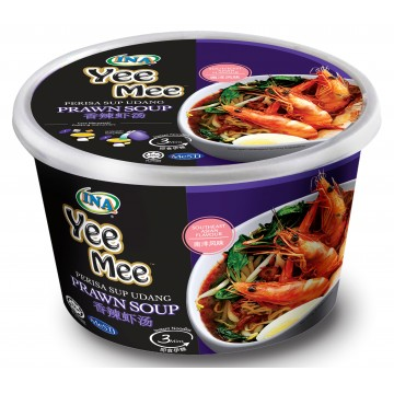 Ina Instant Yee Mee - Prawn Soup (78G)