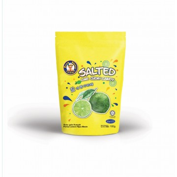 Fenny Salted Chewy Candy Lime (100G)