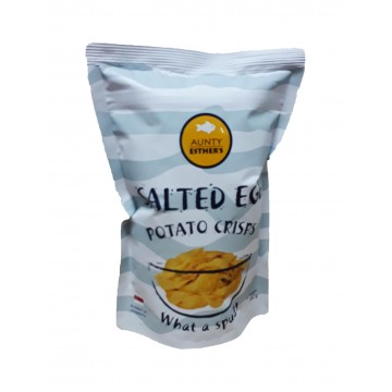 Salted Egg Potato Crisps (100g)