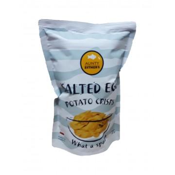 Salted Egg Potato Crisps (100g)